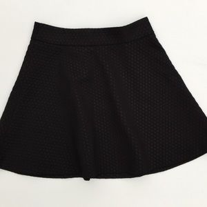 NWOT Banana Republic Texturized Fit Flare Skirt